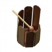 Stir Drum-Rose Wood